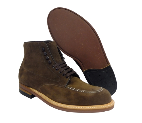 Alden D3805H Work (Indy) Boot $529
