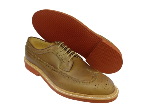 Alden D3606 Long Wing Blucher $540